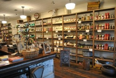White Oak Pastures General Store open for business
