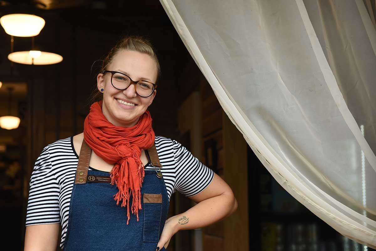 Alena-Ivakhnenko-Leatherworker