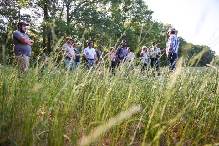 Savory Institute Workshop held in our pastures as well as in the classroom