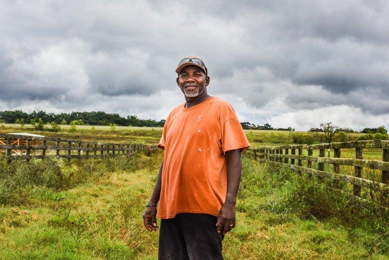 White Oak Pastures employee spotlight James Barbary