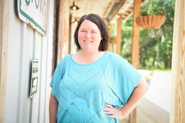 White Oak Pastures Employee Of the Month Amanda Johnson