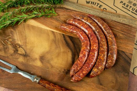 Grassfed Lamb Chorizo Sausage