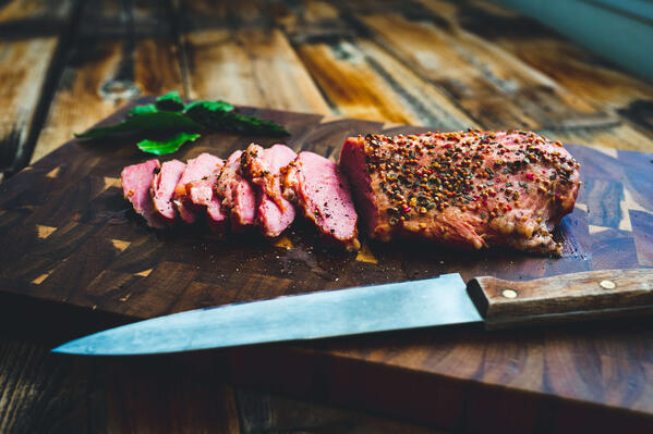 Grassfed corned beef recipe