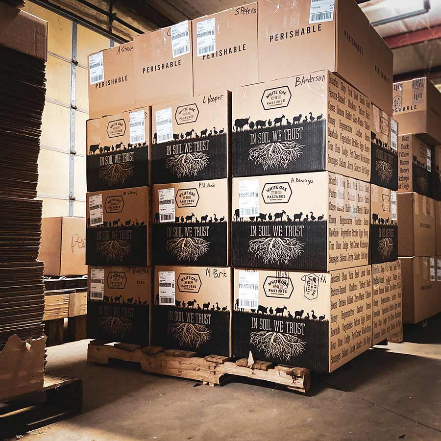 IFC Shipping Pallet