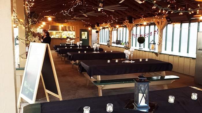 Our dining pavillion offers the best customer service in the area with the highest quality humanely raised meat and poultry with farm fresh organic vegetables as menu options.