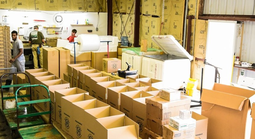 White Oak Pastures Internet Fulfillment Center