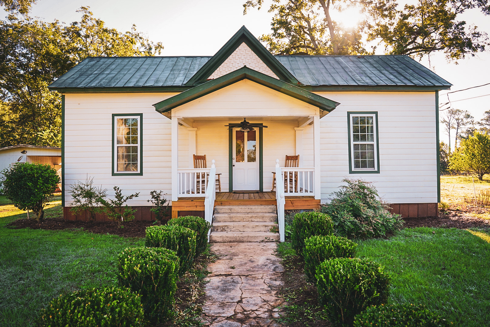 Southern Red Oak House