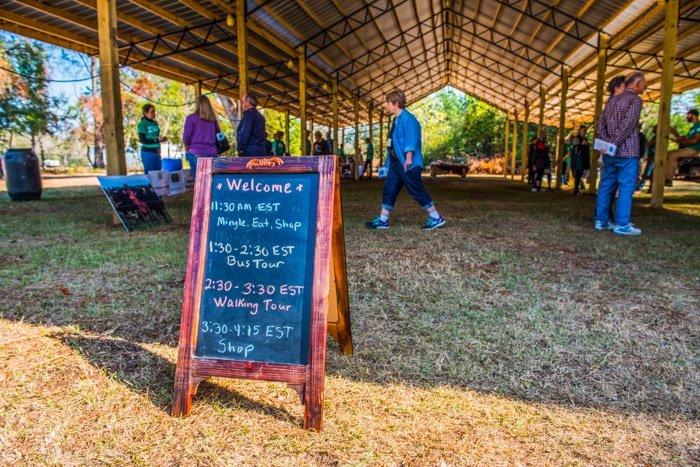 Weston A Price visits White Oak Pastures Farm Tour schedule