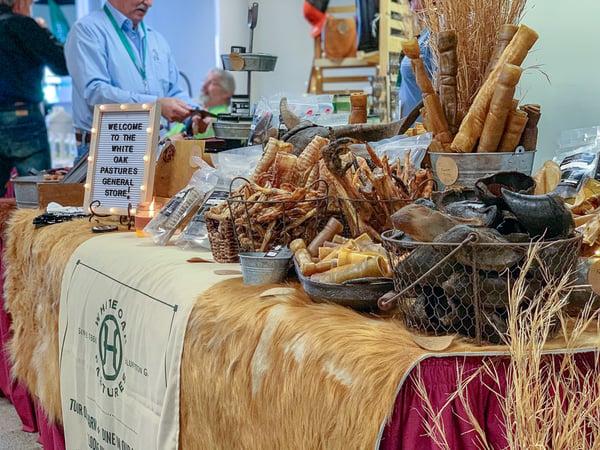 White-Oak-Pastures-GA-Organics-booth-2019