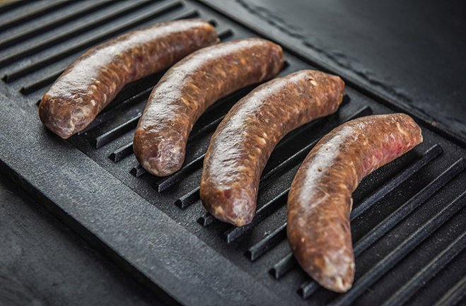 Breakfast sausage links artisan small batch