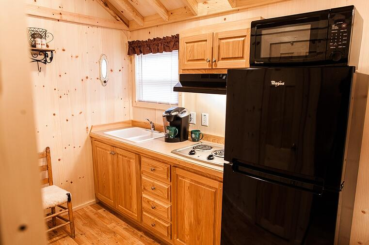White Oak Pastures cabins for rent