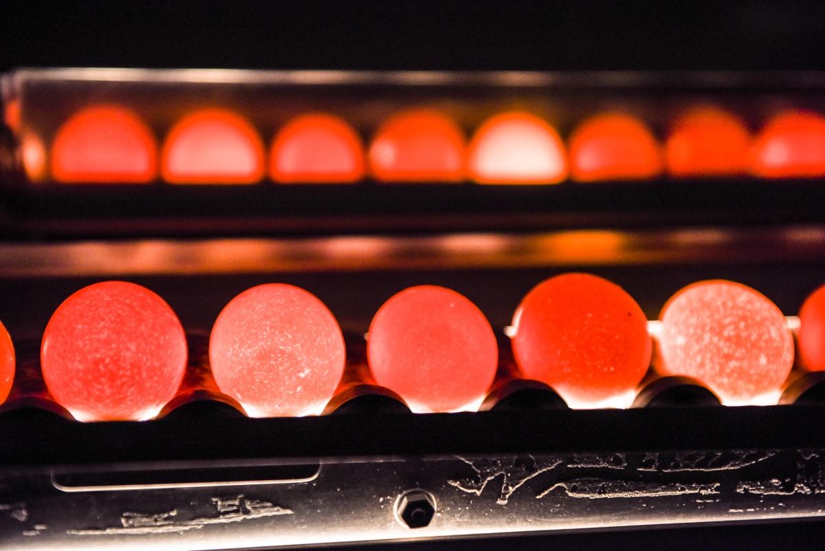 egg candling light