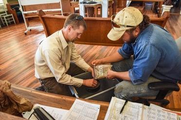 Graham Phillips White Oak Pastures Environmental Verification