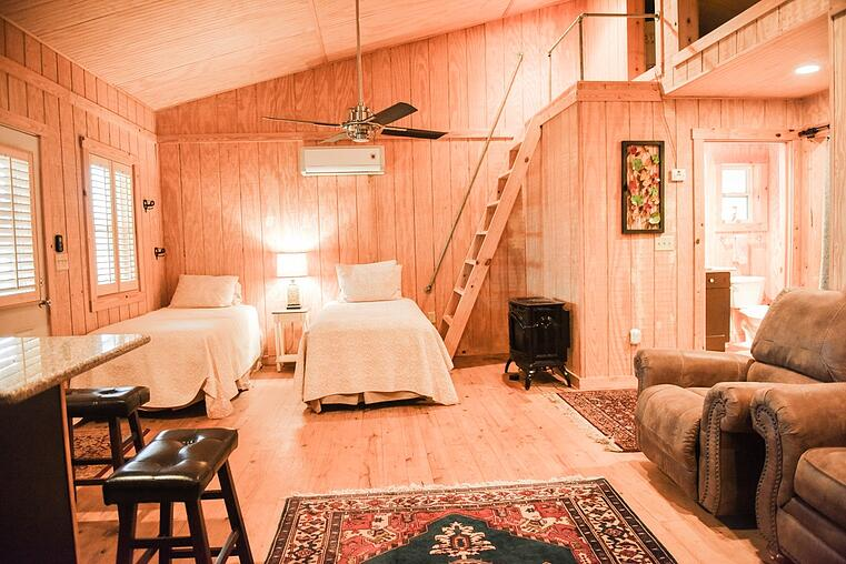 Rent the Guest House at White Ooak Pastures