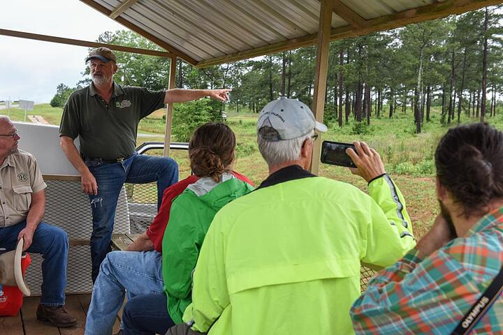 Mark Sheppard leads guided tour for permaculture planning.jpg