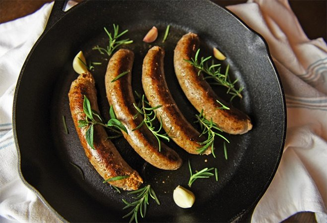 sausage nongmo pasture raised certified humane certified animal welfare approved