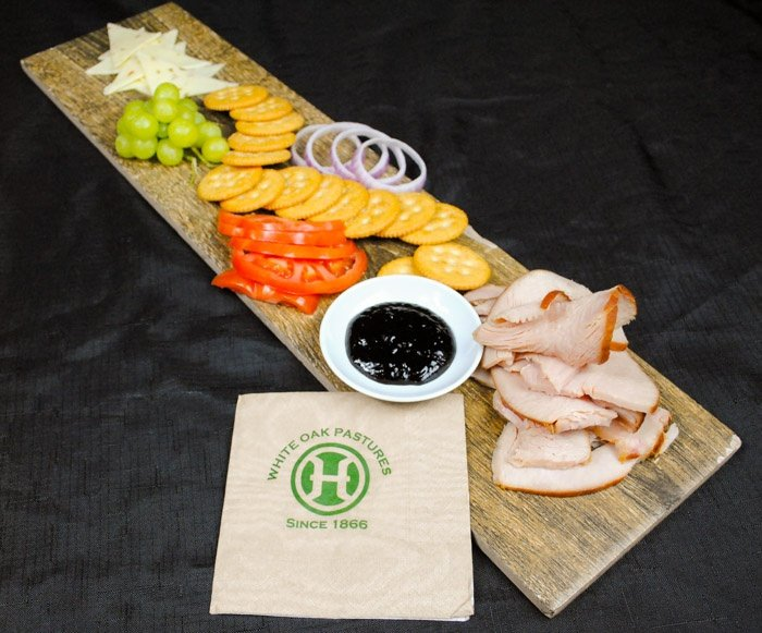 Pasture raised non GMO certified humane turkey meat for the family on the go
