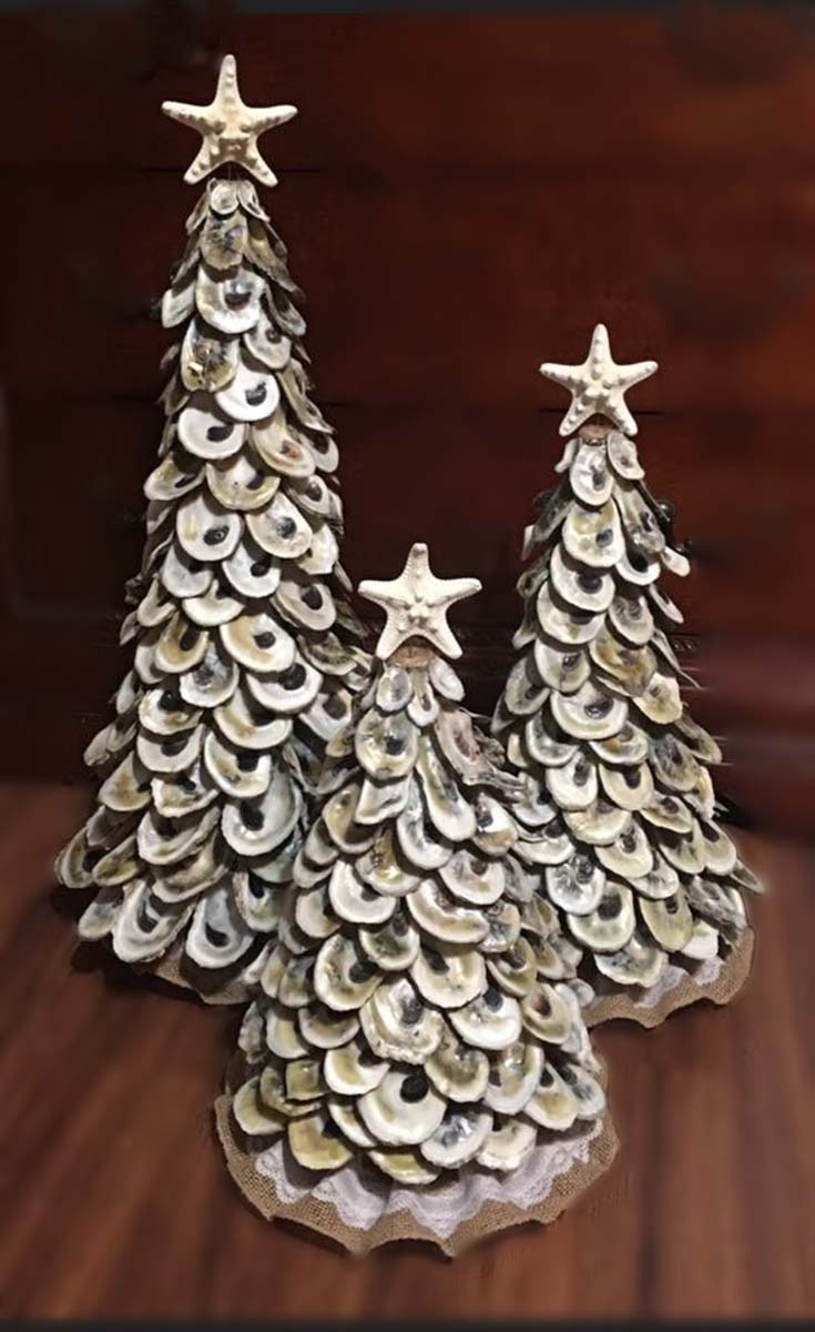 Denna-Peterson-Oyster-Christmas-Trees