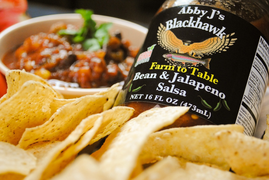 abby j salsa farm to table