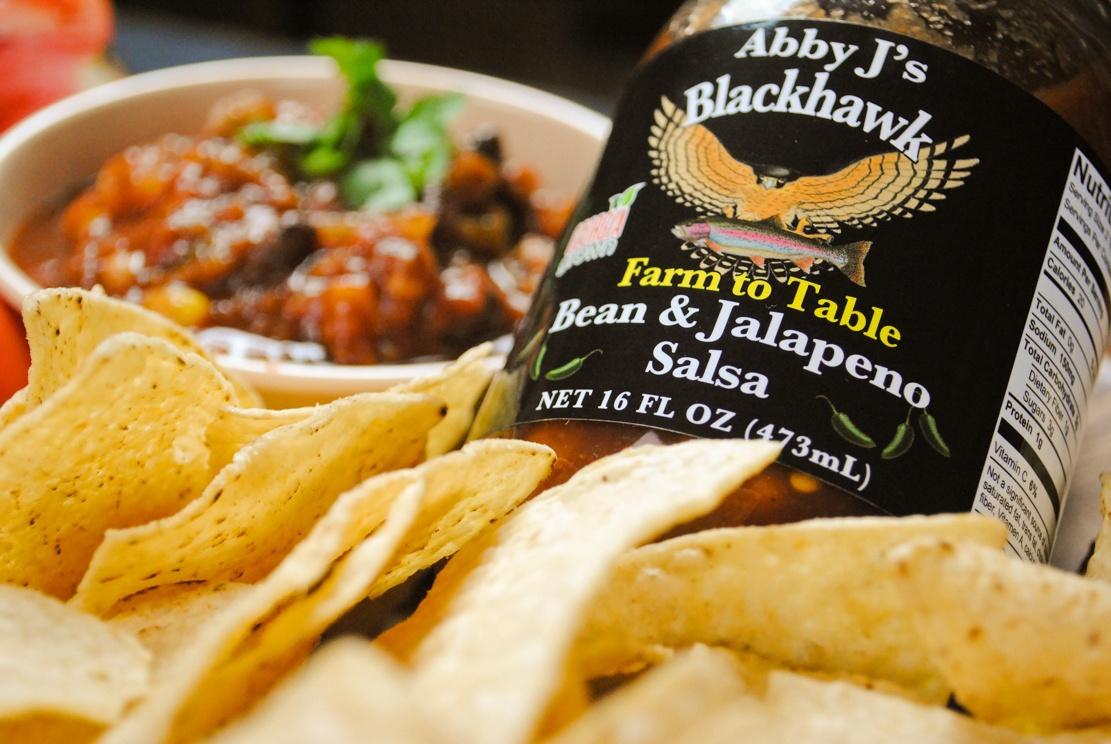 abby j salsa farm to table